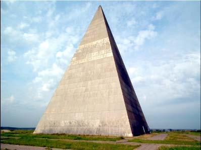 Russian Pyramids